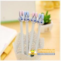 ปากกาเจลกระต่ายจูดี้ Judy 96 บาท/โหล 12ชิ้น/โหล