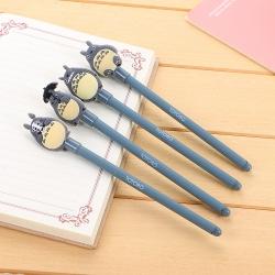 ปากกาเจลตัวโตโตโร่ (ตัวแบน) 120บาท/โหล 12ชิ้น/โหล