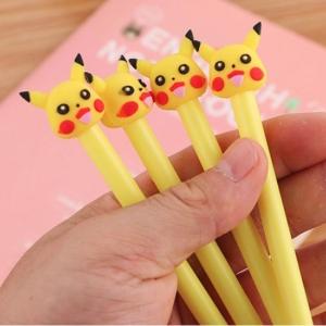 ปากกาเจลปิกาจู(Pikachu) 120บาท/โหล 12ชิ้น/โหล