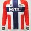 เสื้อปั่นจักรยานแขนยาวโปรทีม : SP161070