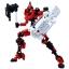 ASOBLOCK Epsilon Red อโซบล็อค หุ่นนักรบ Epsilon สีแดง thumbnail 1