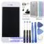 หน้าจอ iPhone 5S สีขาว งาน OEM ประกัน 30 วัน thumbnail 1