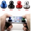Mini JoyStick มินิจอยสติ๊ก จอยเกมมือถือแบบคันโยก ใช้ได้กับมือถือทุกรุ่น ราคา 168 บาท / 12ชิ้น